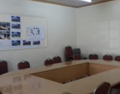 Nakuru Area Bishop's Office Boardroom