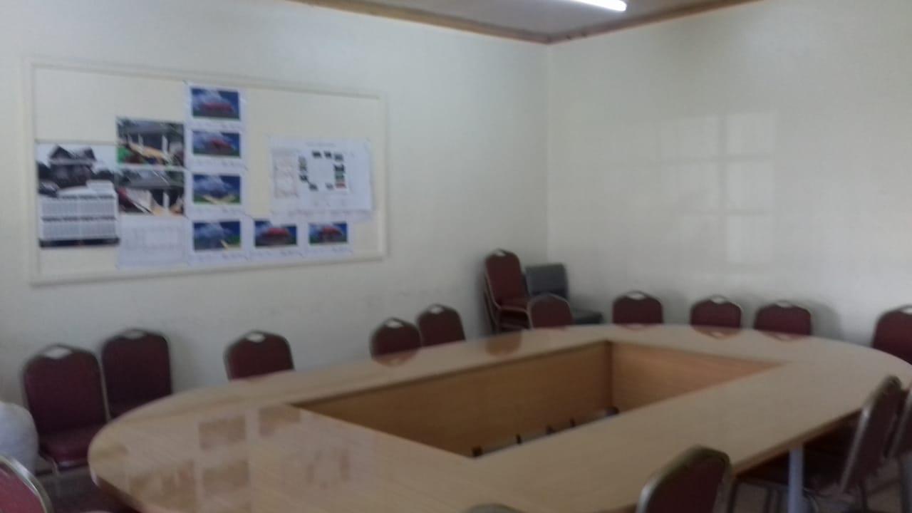 Nakuru Area Bishop's Office Boardroom